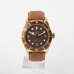 ROLEX TUDOR - Black Bay Bronze - Acier/Cuir - Mouvt Auto - 79250 BM