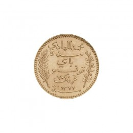 20 Francs Or Tunisie