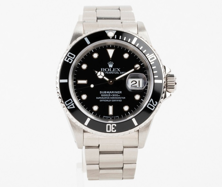ROLEX Submariner Date - Oyster Perpetual - REF 16610