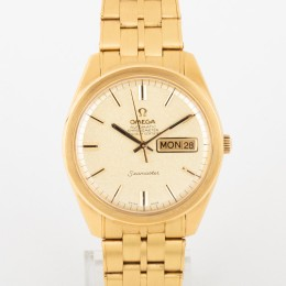 Montre OMEGA Tout OR 750/1000